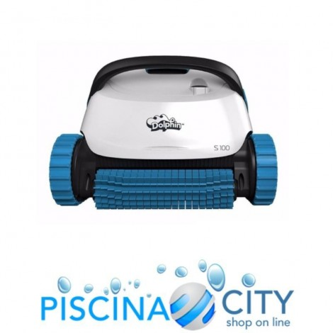 ROBOT PULITORE PISCINA DOLPHIN S 100