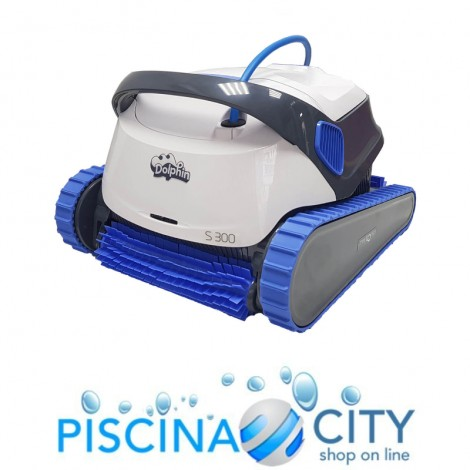 ROBOT PULITORE PISCINA DOLPHIN S 300