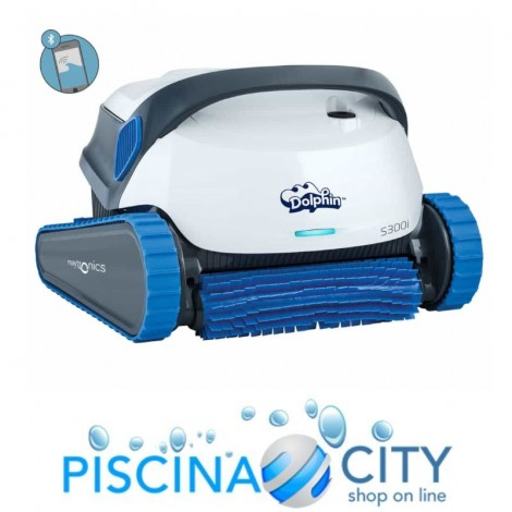 ROBOT PULITORE PISCINA DOLPHIN S 300i