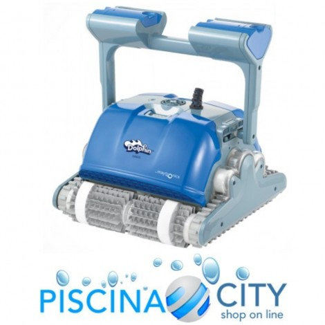ROBOT PULITORE PISCINA DOLPHIN M 400