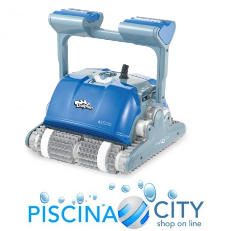 ROBOT PULITORE PISCINA DOLPHIN M 500