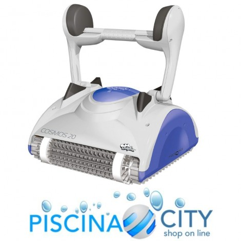 ROBOT PULITORE PISCINA DOLPHIN COSMOS 20 BY MAYTRONICS