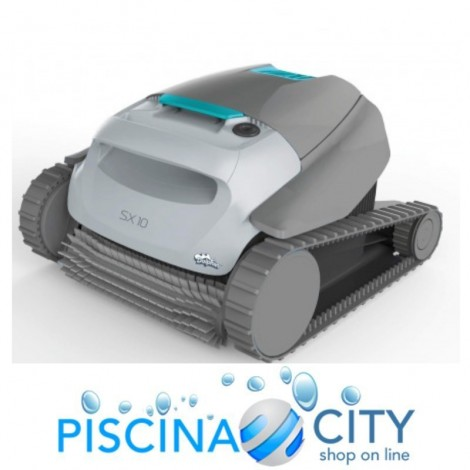 ROBOT PULITORE PISCINA DOLPHIN SX 10 BY MAYTRONICS