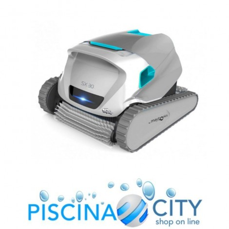 ROBOT PULITORE PISCINA DOLPHIN SX 30 BY MAYTRONICS