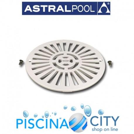 ASTRALPOOL 4402020201 GRIGLIA SCARICO DI FONDO ASTRAL