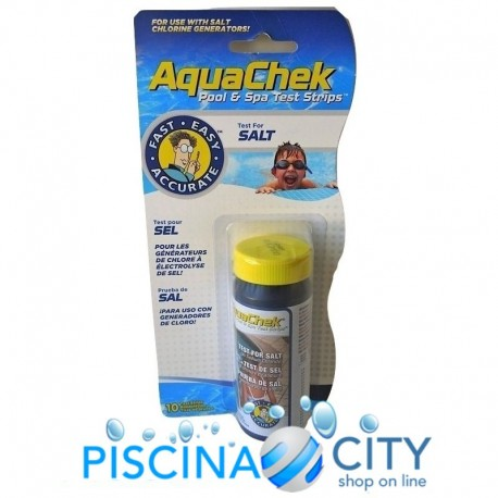 ASTRALPOOL 07937 TEST KIT PISCINA A STRISCE PER SALE