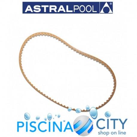 ASTRALPOOL 3302 CINGHIETTA DI TRASMISSIONE ROBOT ASTRAL (1 pz.)