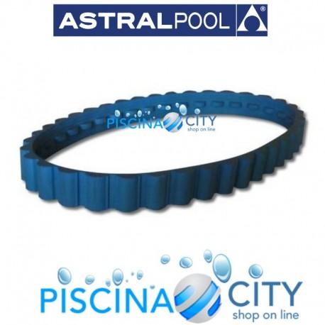 ASTRALPOOL 3201G CINGOLI DI TRASMISSIONE IN PVC PER ROBOT ASTRAL