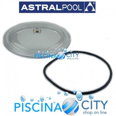 ASTRALPOOL 4404080102 COPERCHIO TRASPARENTE + ANELLO