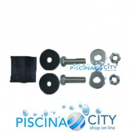 ASTRALPOOL 4405010112 UNIONE PARTE HIDRAULICA-BASE 0,75 - 1,5 HP POMPA