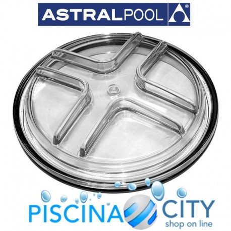 ASTRALPOOL 4405010702 COPERCHIO + O-RING POMPA ASTRAL SPRINT -VICTORIA- GLASS PLUS