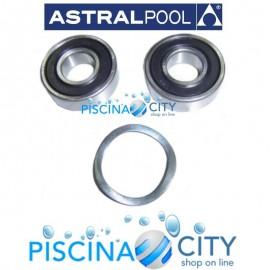 ASTRALPOOL 4405012039 CUSCINETTO ANTERIORE & POSTERIORE POMPA
