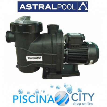 ASTRALPOOL 15241 POMPA GLASS PLUS HP 0,75 TRIFASE