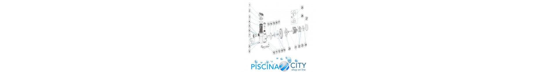 Ricambi Pompa Victoria Plus
